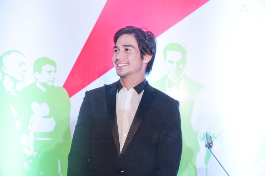 Piolo Pascual at the The Moviemov: Italian Film Fest. They rolled out the red carpet for the stars at the Ayala Museum and GB3 cinema. Photo by Jude Bautista.