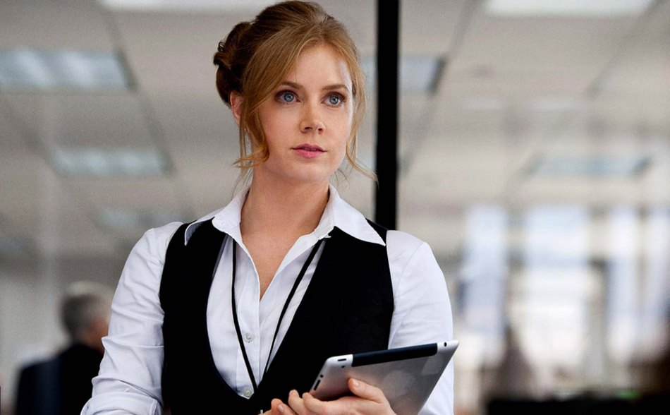 Amy Adams is a tougher investigative journalist than previous Lois Lanes. Catch MAN OF STEEL in Newport Cinemas-Resort's World Manila, EASTWOOD City Mall, Lucky China Town Mall and Shang Rila Plaza mall.