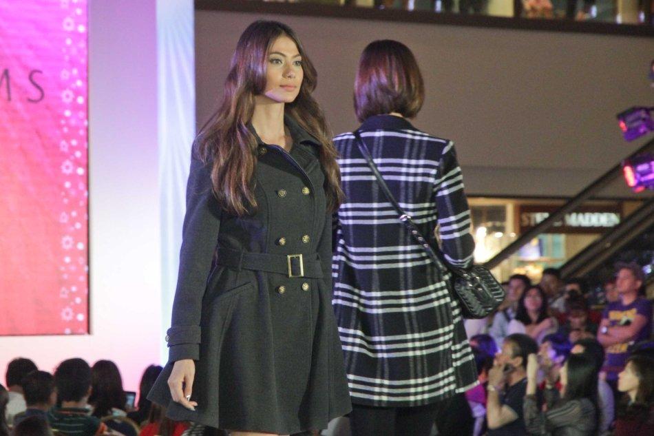 DEBENHAMS at the Fashion Rhapsody 2013: The Shang Holiday Fashion Show, Grand Atrium of Shangri La Plaza Mall last Nov. 23, 2013. Photo by Jude Bautista